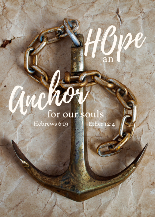 hope anchor for our souls story